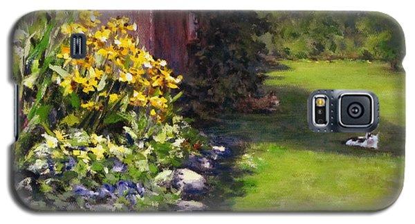 Abundance Galaxy S5 Case by Karen Ilari