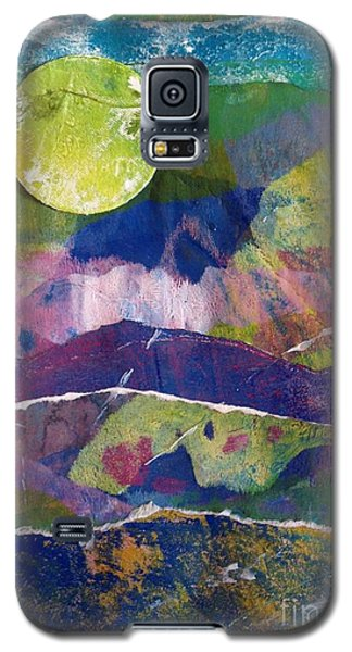 Abundant Moon Galaxy S5 Case