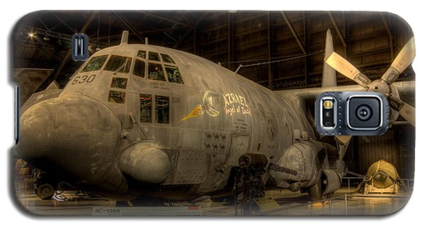Ac-130 Gunship Galaxy S5 Case