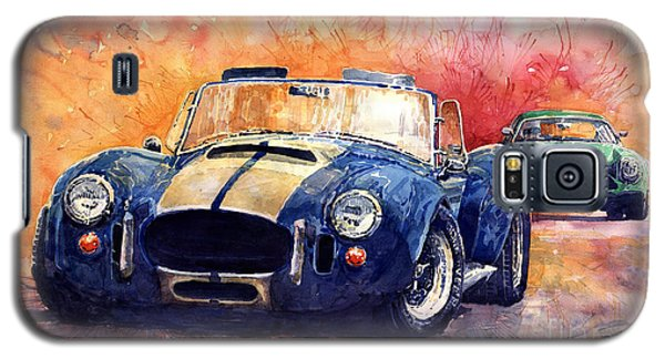 Galaxy S5 Case - Ac Cobra Shelby 427 by Yuriy Shevchuk