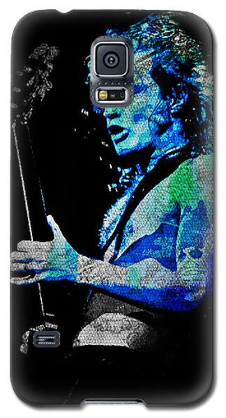 Ac/dc - Angus Young Galaxy S5 Case
