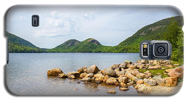 Acadia Bubble Mountains  Galaxy S5 Case by Trace Kittrell