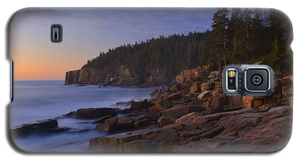 Acadia Dawn Galaxy S5 Case by Stephen  Vecchiotti
