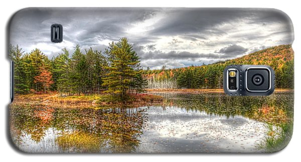Acadia With Autumn Colors Galaxy S5 Case