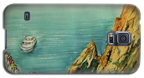 Acapulco Cliff Diver Galaxy S5 Case