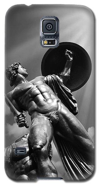 Achilles Galaxy S5 Case by Mark Rogan