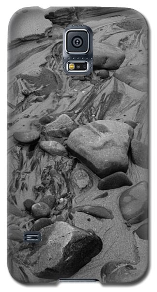 Achnahaird Beach Bw Galaxy S5 Case