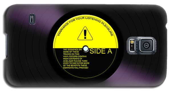 Acid Jazz Galaxy S5 Case