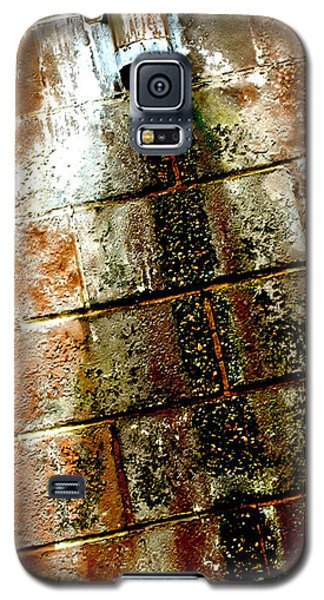 Galaxy S5 Case featuring the photograph Acid Rain by Christiane Hellner-OBrien