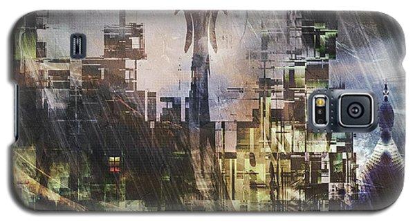 Acid Rain Galaxy S5 Case