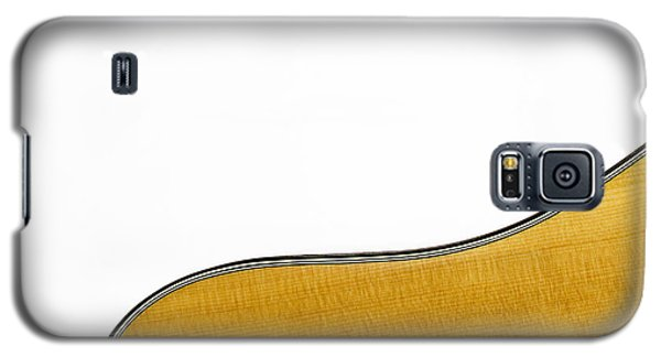Acoustic Curve Galaxy S5 Case by Bob Orsillo