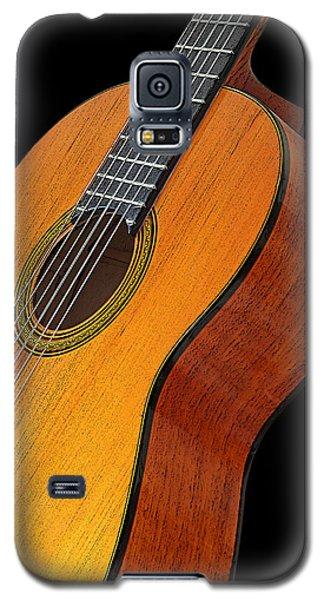 Acoustic Guitar Galaxy S5 Case