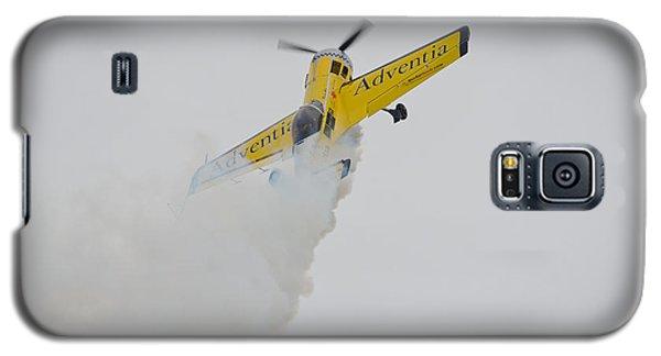 Aerobatics At Cuatro Vientos II Galaxy S5 Case