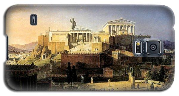 Acropolis Of Athens Galaxy S5 Case