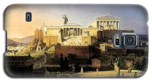 Acropolis Of Athens Galaxy S5 Case