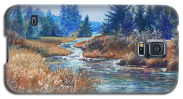 Across The Brook Galaxy S5 Case
