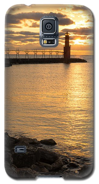 Across The Harbor Galaxy S5 Case