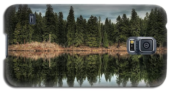Across The Lake Galaxy S5 Case by Belinda Greb