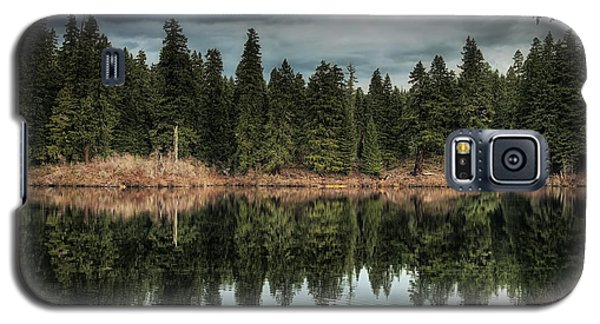 Across The Lake Galaxy S5 Case