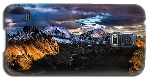 Across The Valley Galaxy S5 Case by Steven Reed