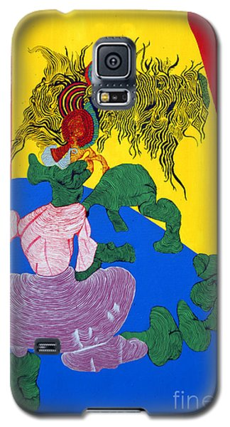Acrylic Dancer Galaxy S5 Case