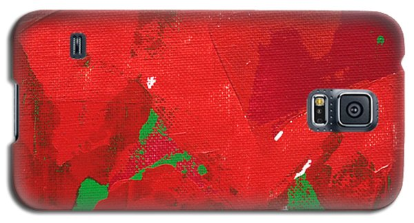 Galaxy S5 Case featuring the painting Active 2013 by Paul Ashby