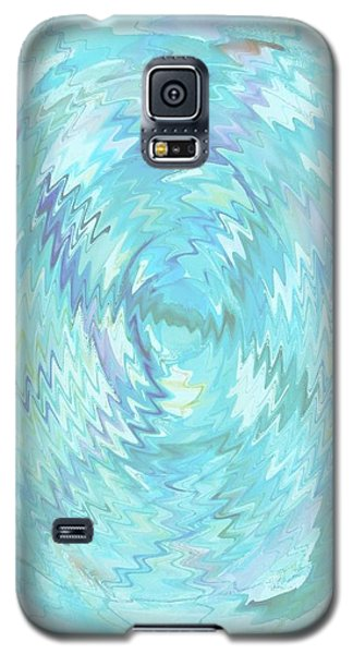 Active Head Space Galaxy S5 Case by Phoenix De Vries