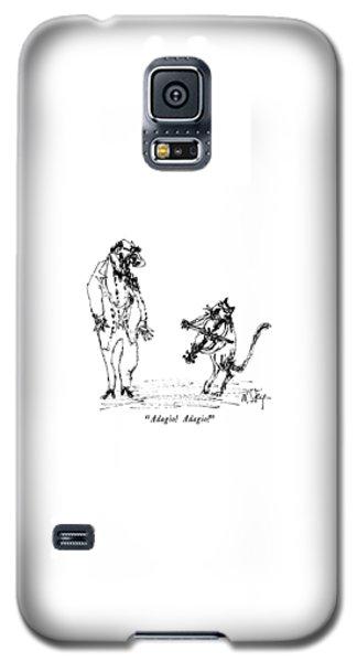 Pet Galaxy S5 Cases