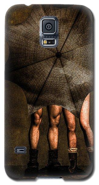 Adam And Eve Galaxy S5 Case by Bob Orsillo