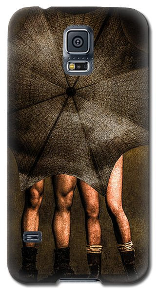 Apple Galaxy S5 Case - Adam And Eve by Bob Orsillo