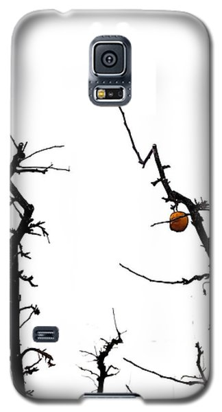 Galaxy S5 Case featuring the photograph Adam's Apple by Michael Dohnalek