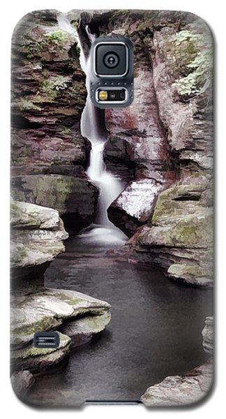 Adams Falls Galaxy S5 Case