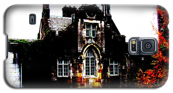 Galaxy S5 Case featuring the photograph Adare Manor by Charlie and Norma Brock