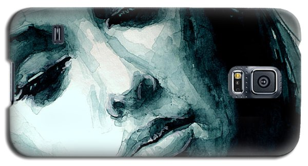 Adele In Watercolor Galaxy S5 Case by Laur Iduc