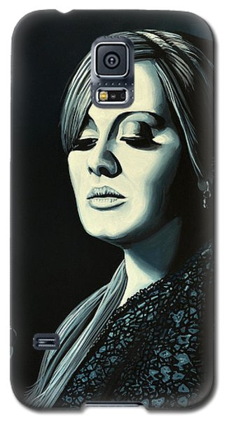 Music Galaxy S5 Case - Adele 2 by Paul Meijering