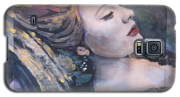 Adele Skyfall Galaxy S5 Case by Vikram Singh
