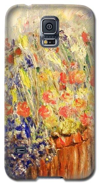 Adirondack Floral Galaxy S5 Case