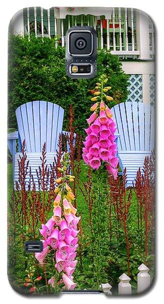 Adirondack Garden Galaxy S5 Case