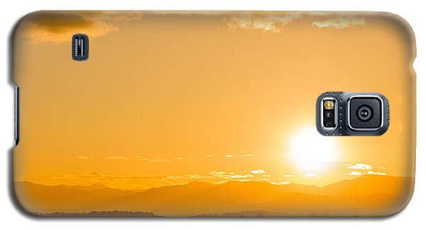 Adirondack Sunset Galaxy S5 Case