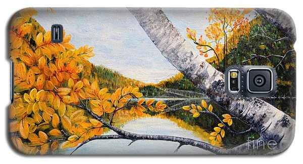 Adirondacks New York Galaxy S5 Case