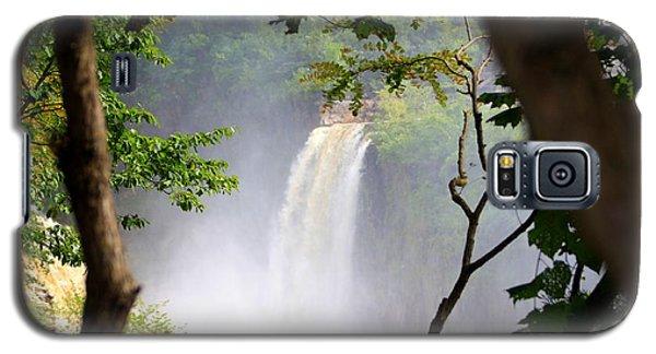 Adirondacks Waterfall Galaxy S5 Case by Patti Whitten