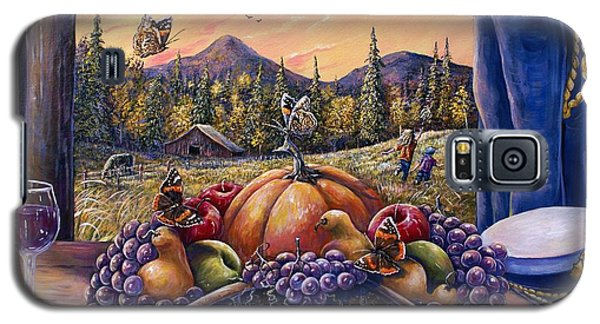Admirals Harvest Galaxy S5 Case