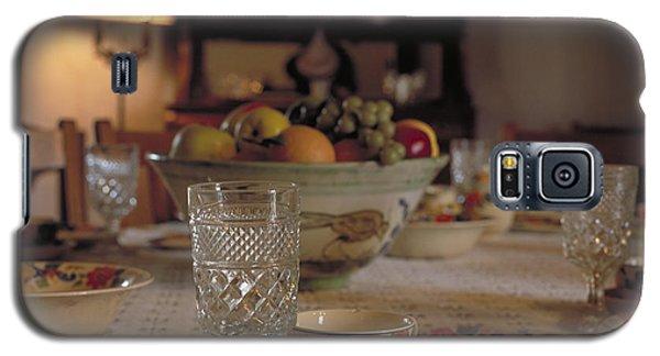 Adobe Dining Table Galaxy S5 Case