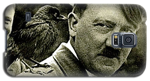 Adolf Hitler And A Feathered Friend C.1941-2008 Galaxy S5 Case