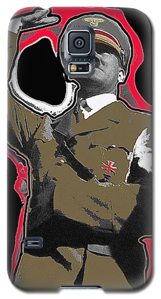Adolf Hitler Saluting 2 Circa 1933-2009 Galaxy S5 Case