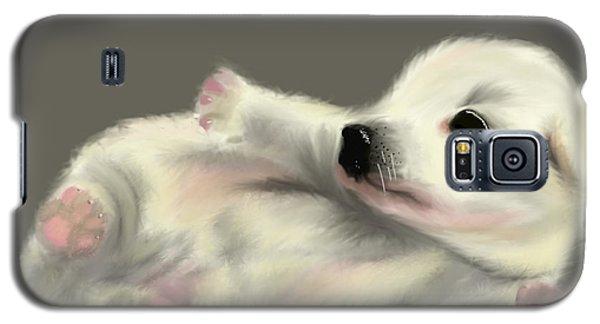Adorable Pup Galaxy S5 Case