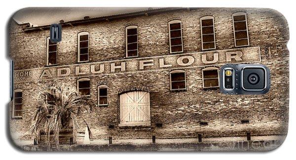 Adluh Flour Sc Galaxy S5 Case by Skip Willits