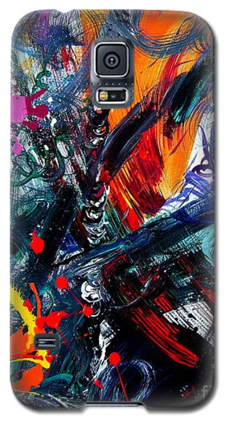 Adventure Galaxy S5 Case by Christine Ricker Brandt