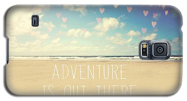 Adventure Is Out There Galaxy S5 Case
