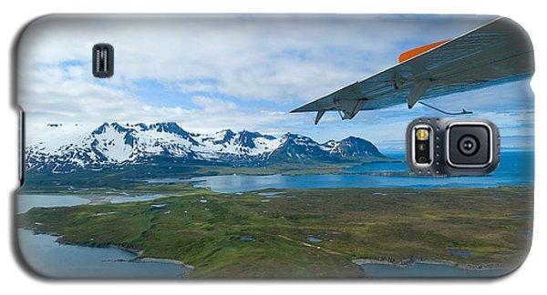 Aerial Alaska Galaxy S5 Case